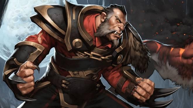 Dota 2: Auf Lycan kann der Helm of the Dominator gut funktionieren