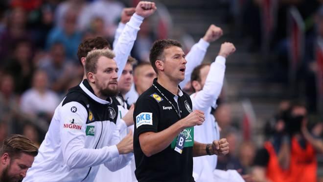 Das DHB-Team kämpft im nächsten Jahr in Berlin um das Olympia-Ticket