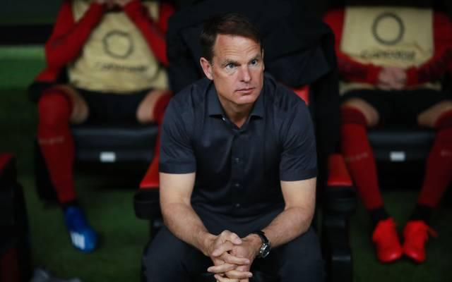 Frank de Boer ist nicht mehr Trainer von Atlanta United