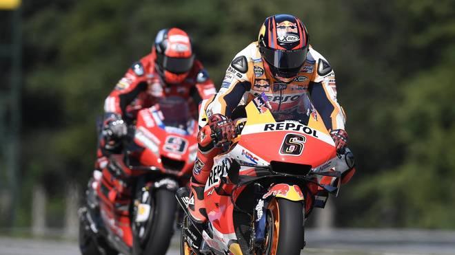 Stefan Bradl wird beim Comeback in der MotoGP Letzter