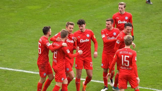 Holstein Kiel bekommt es mit dem SC Paderborn zu tun