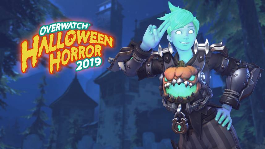 Overwatch Halloween Horror 2019
