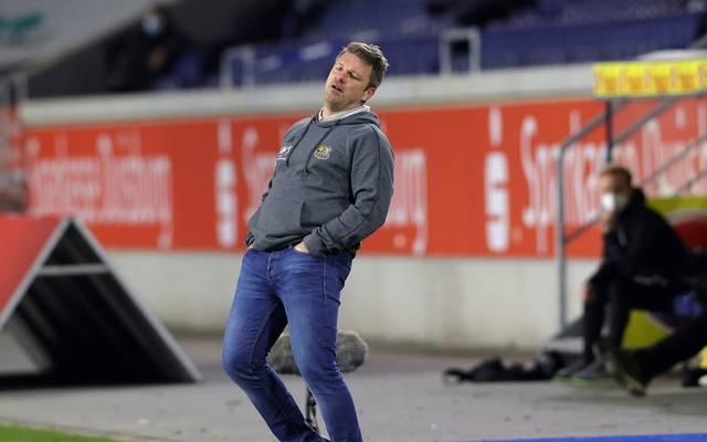 Kwasniok verlässt den 1. FC Saarbrücken zum Saisonende