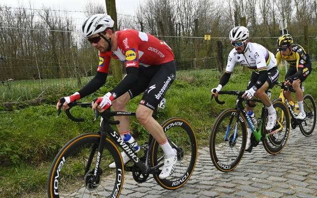 Kasper Asgreen gewinnt die 105. Flandern-Rundfahrt