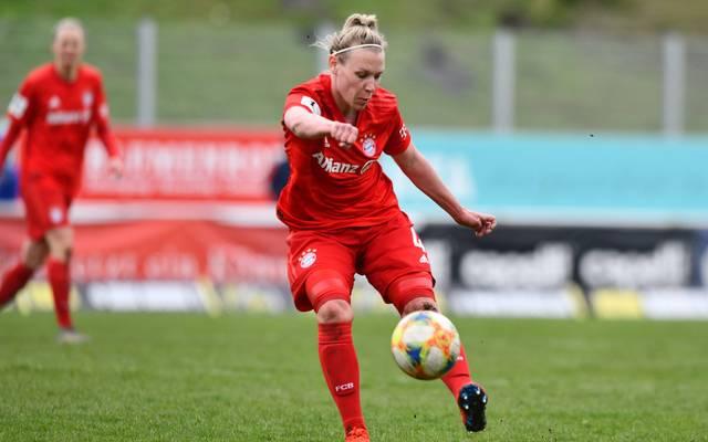 Kristin Demann wurde in die Nationalmannschaft berufen