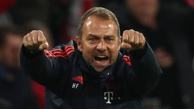 Hansi Flick ist seit Anfang November 2019 Cheftrainer des FC Bayern