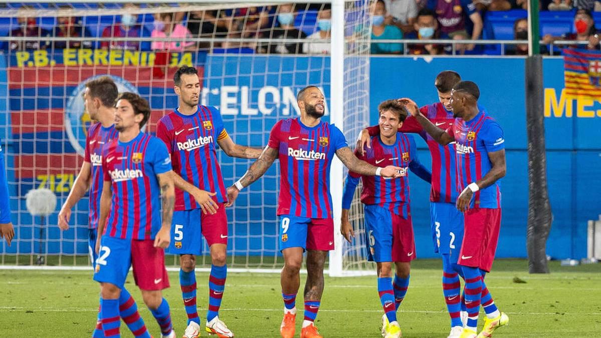 Wie kommt der FC Barcelona ohne Messi zurecht?