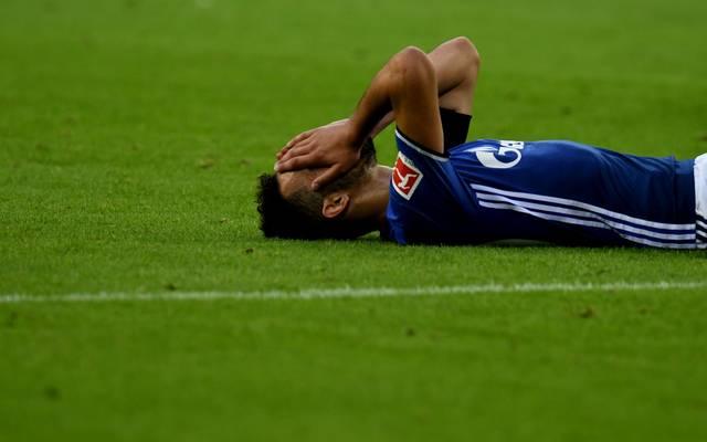 Der Vertrag von Nabil Bentaleb beim FC Schalke läuft bis 2021