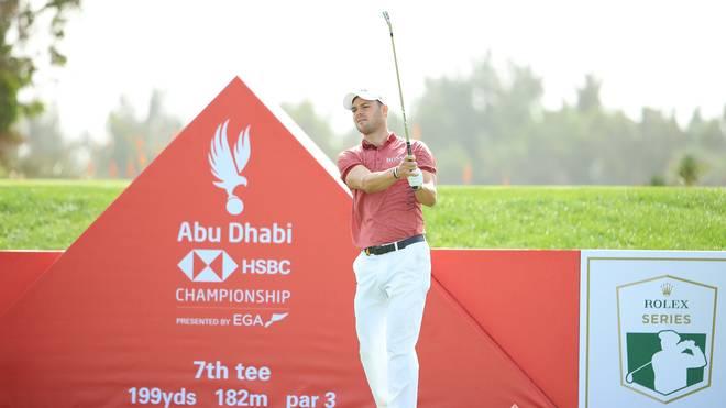 Martin Kaymer beendete das Turnier in Abu Dhabi auf Platz 22