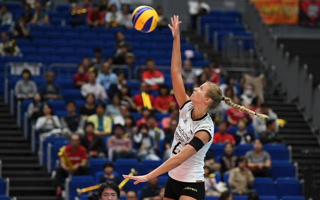 FIVB Women's World Championship - Day 1