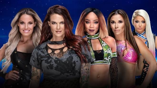 Alicia Fox (M.) ersetzt bei WWE Evolution die verletzte Alexa Bliss