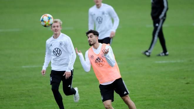 Suat Serdar hat sich für die deutsche Auswahl entschieden