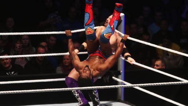 WWE Wrestling - Tod von El Hijo del Perro Aguayo
