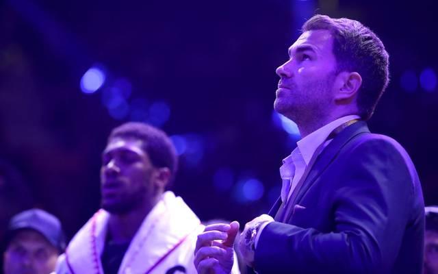 Eddie Hearn macht sich große Sorgen um den Boxsport