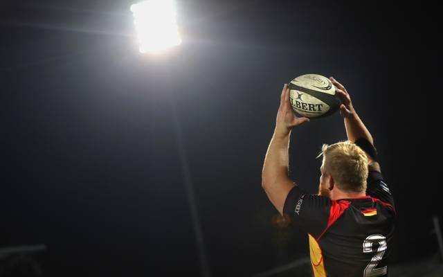 Die deutsche Rugby-Nationalmannschaft wurde komplett neu formiert