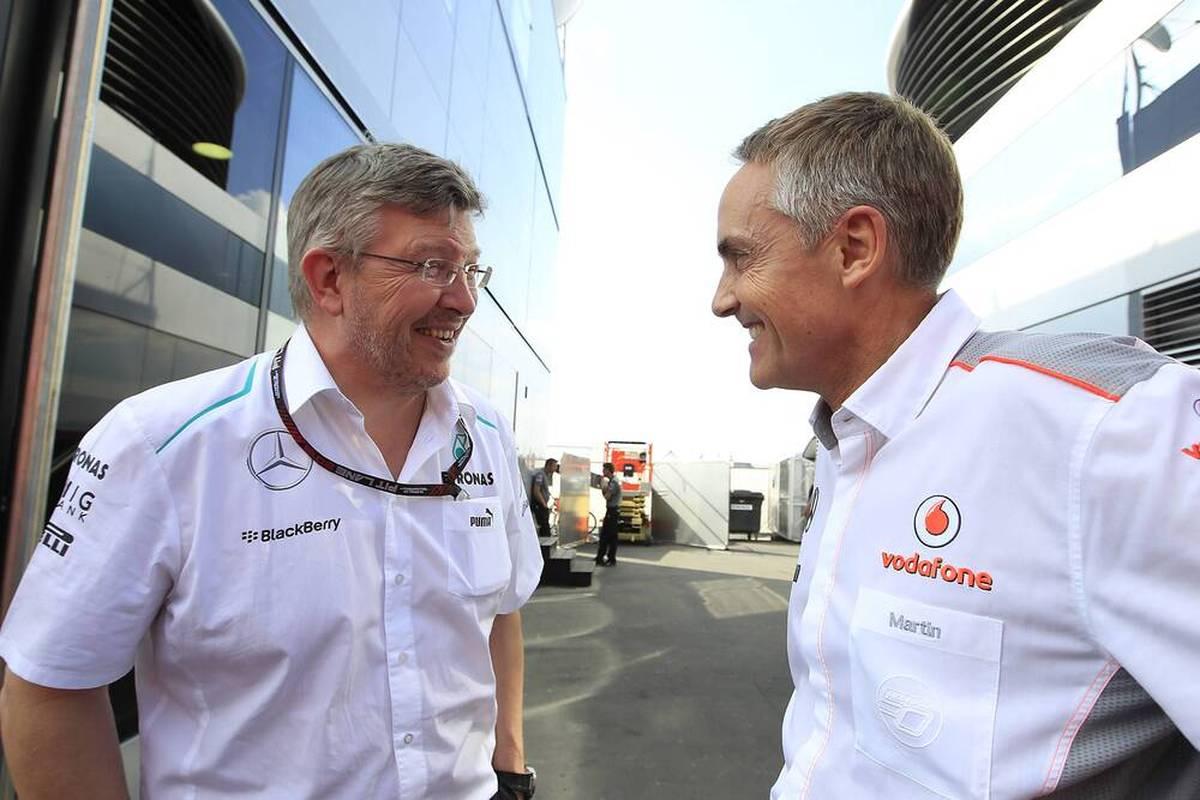 Sebastian Vettel darf sich bei  Aston Martin über einen prominenten Neuzugang freuen: Der frühere McLaren-Boss Martin Whitmarsh wechselt zum Rennstall des Deutschen.