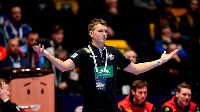 Christian Prokop hat das Ziel Halbfinale bei der EM verpasst