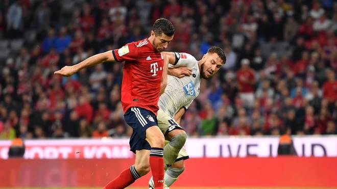 Der FC Bayern München eröffnet gegen die TSG Hoffenheim die Rückrunde