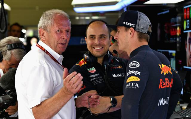 Helmut Marko ist Chefberater bei Red Bull
