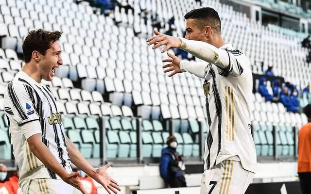 Cristiano Ronaldo trifft für Juventus