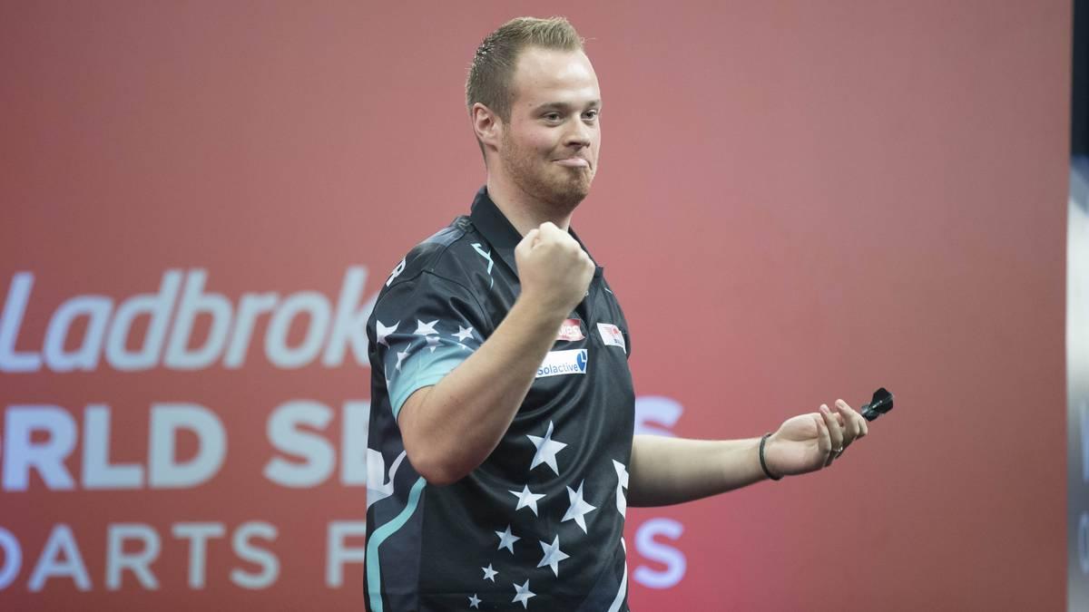 Darts Premier League mit Hopp - Barney LIVE im TV, Stream, Ticker