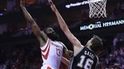 San Antonio Spurs v Houston Rockets - Game Three