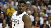 Zion Williamson war der Nummer-1-Pick im vergangenen Draft