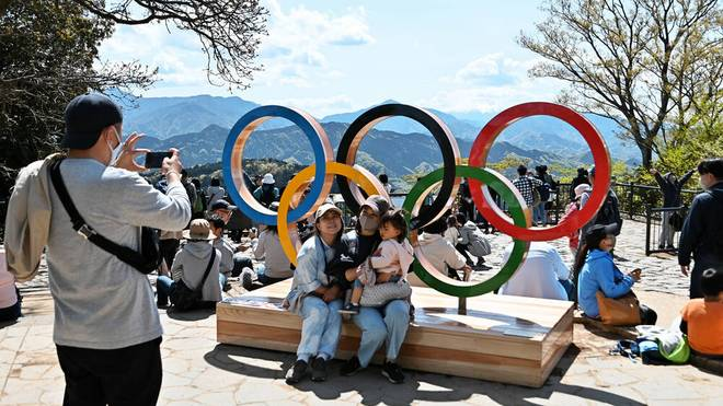 Die Entscheidung über die Zuschauerzahl bei den olympischen Spielen in Tokio dauert weiter an