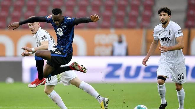 Hertha BSC gewinnt gegen den FC Augsburg und beendet Sieglos-Serie
