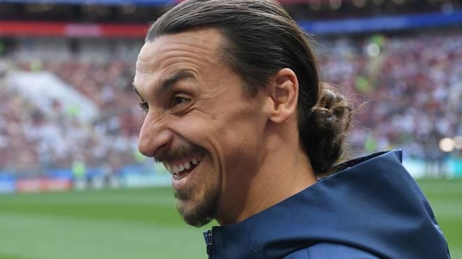 Zlatan Ibrahimovic ist großer Fan von IKEA