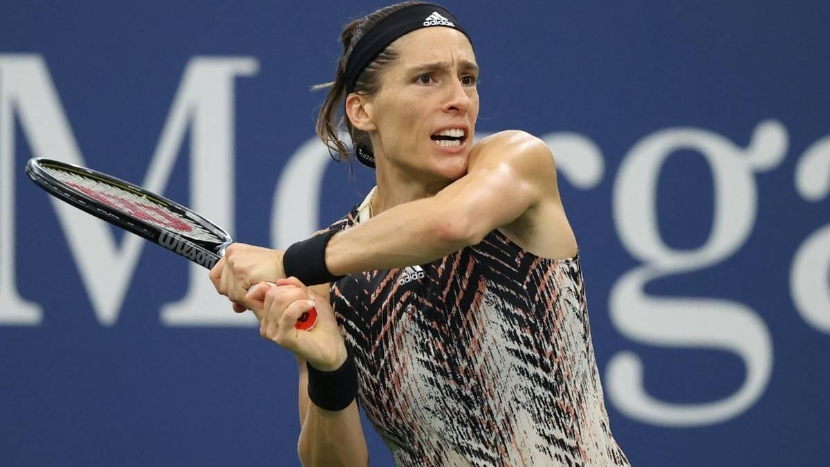 WTA: Petkovic siegt zum Auftakt in Chicago
