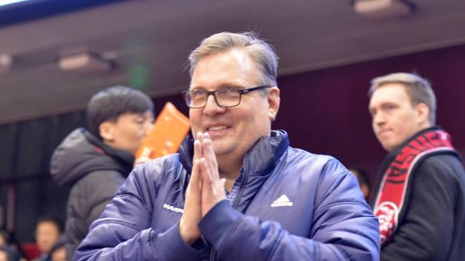 Donnie Nelson ist General Manager der Dallas Mavericks