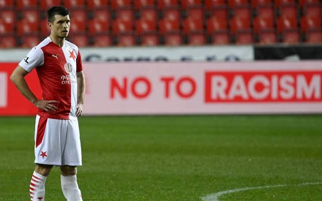 Ondrej Kudela wird im Europa-League-Spiel gegen Arsenal fehlen