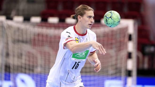 Juri Knorr feierte gegen Bosnien-Herzegowina sein Debüt im deutschen Nationalteam