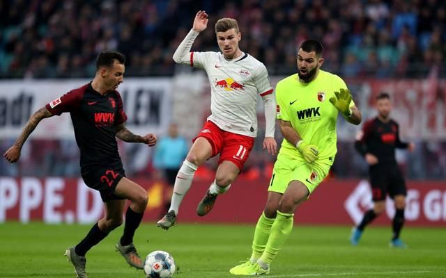 Iago (l.) wechselte im Sommer 2019 zum FC Augsburg