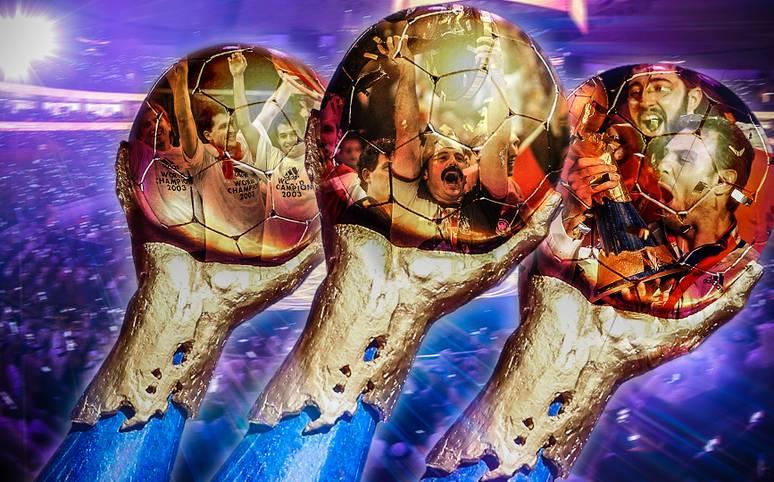 Alle zwei Jahre wird im Handball die Weltmeisterschafts-Krone vergeben. In Frankreich kämpfen 24 Teams um den Titel. SPORT1 blickt zurück auf die Champions der vergangenen Weltmeisterschaften