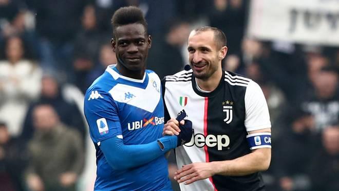 Mario Balotelli könnte schon bald wieder gegen die größten Stars Europas spielen