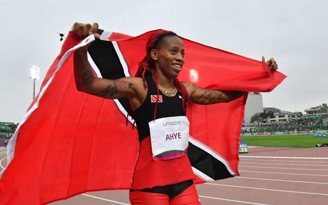 Michelle-Lee Ahye gehört zu den besten Sprinterinnen der Welt