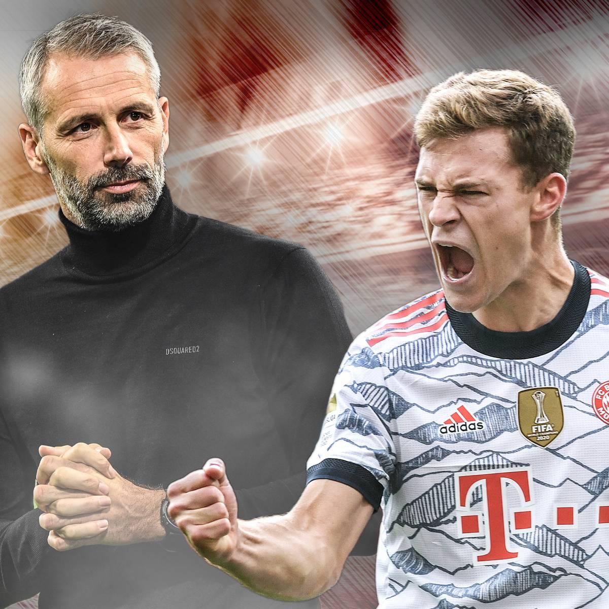 Kimmich als Vorbild aber: Ist die Dortmunder Mentalitätsfrage nicht Trainersache?