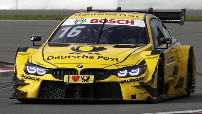 Timo Glock wurde für den Zwischenfall mit Nico Müller am Nürburgring verwarnt