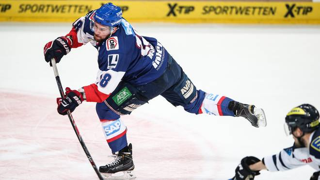Kai Hospelt spielt künftig für die Krefeld Pinguine