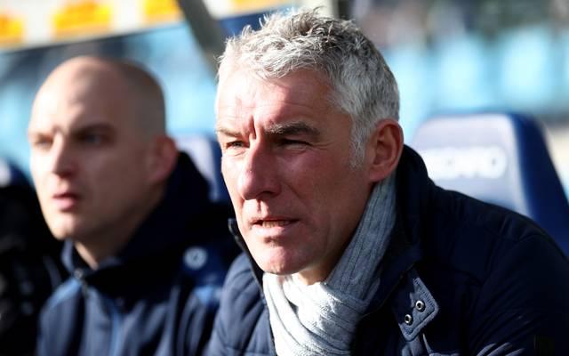 Mirko Slomka war bereits von 2010 bis 2013 Cheftrainer von Hannover 96