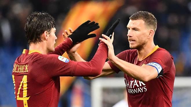 AS Rom, Roma, Borussia Dortmund, BVB, Patrik Schick