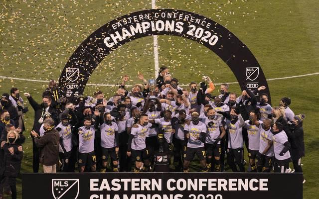 Columbus Crew ist Finalist in der MLS