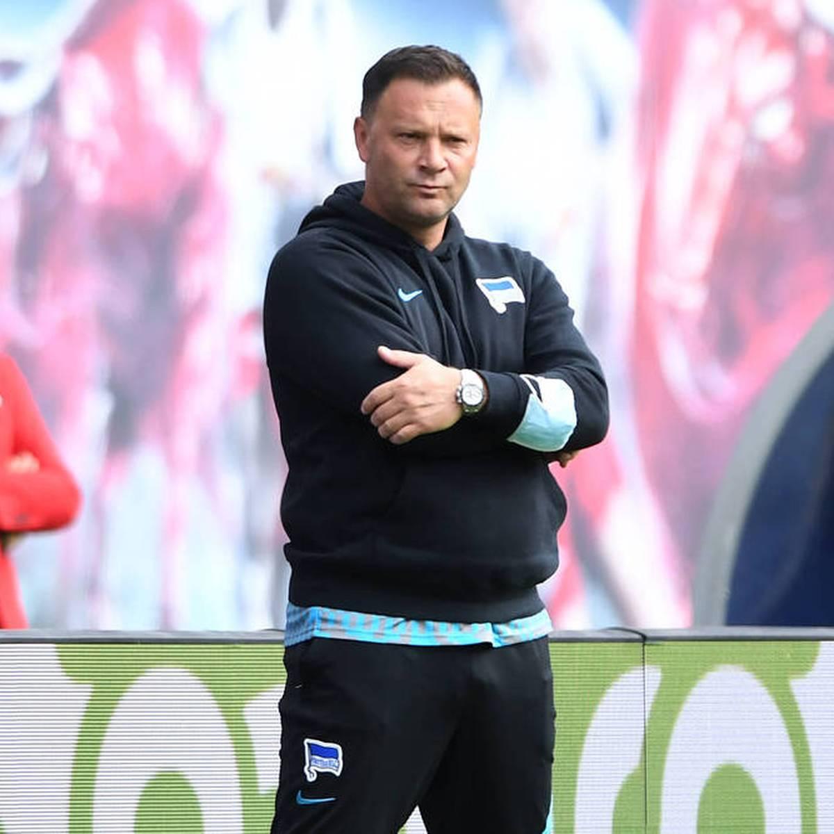 Hertha angeschlagen: Wird Frankfurt das Schicksalsspiel für Dardai?