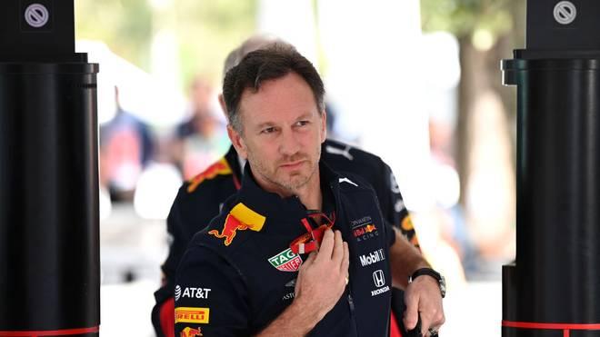 Christian Horner ist Teamchef von Red Bull