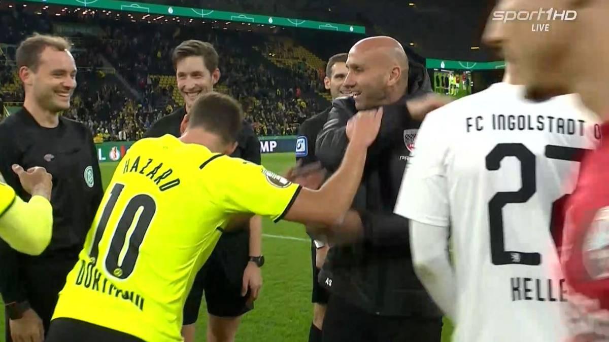 """""""Du A****!"""" Was war da los zwischen Schubert und Hazard?"""