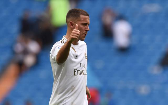 Eden Hazard trifft mit Real Madrid auf PSG