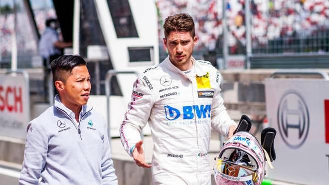 Edoardo Mortara hat es nicht leicht nach seinem Wechsel zu Mercedes