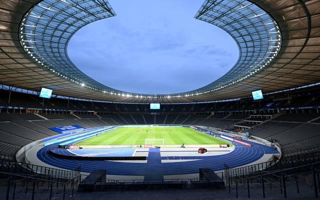 In Berlin findet das Pokalfinale statt